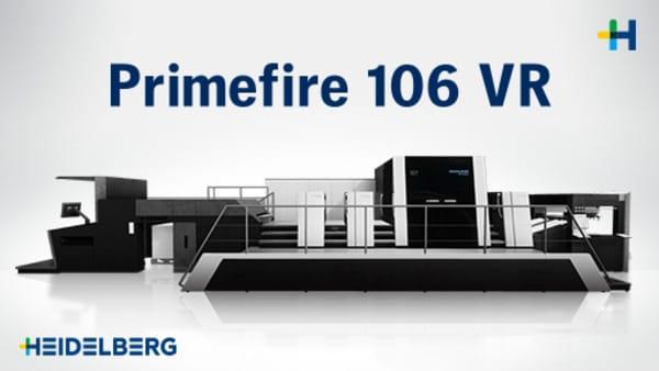 ハイデルベルグ Primefire 106 VR